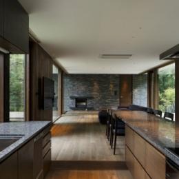 O山荘 (キッチン1)