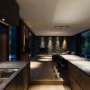 O山荘の写真 キッチン2