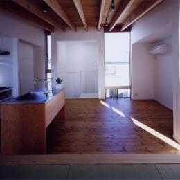 「4-コ ハウス」8坪の小さな家