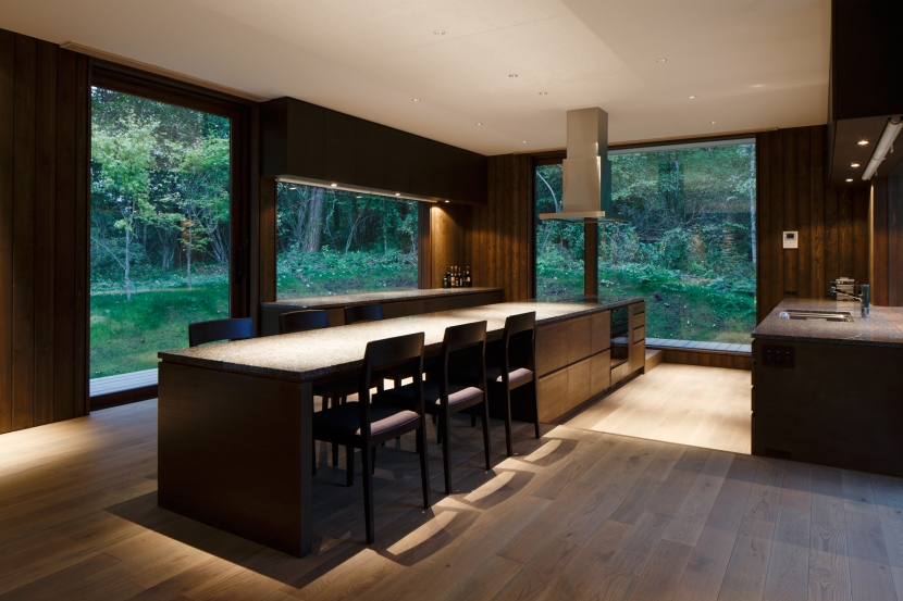 建築家:高橋昌宏「O山荘」