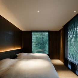 O山荘 (ベッドルーム1)