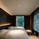 ベッドルーム1 (O山荘)