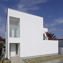 建築家 Qull一級建築士事務所の住宅事例「White cube」