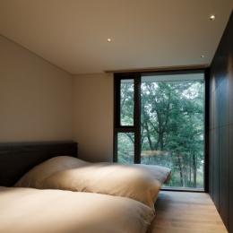 O山荘の写真 ベッドルーム2