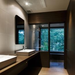 O山荘 (浴室)