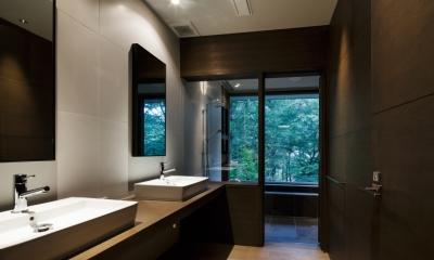 浴室|O山荘