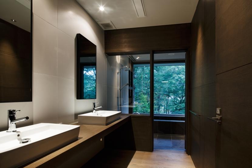O山荘の写真 浴室