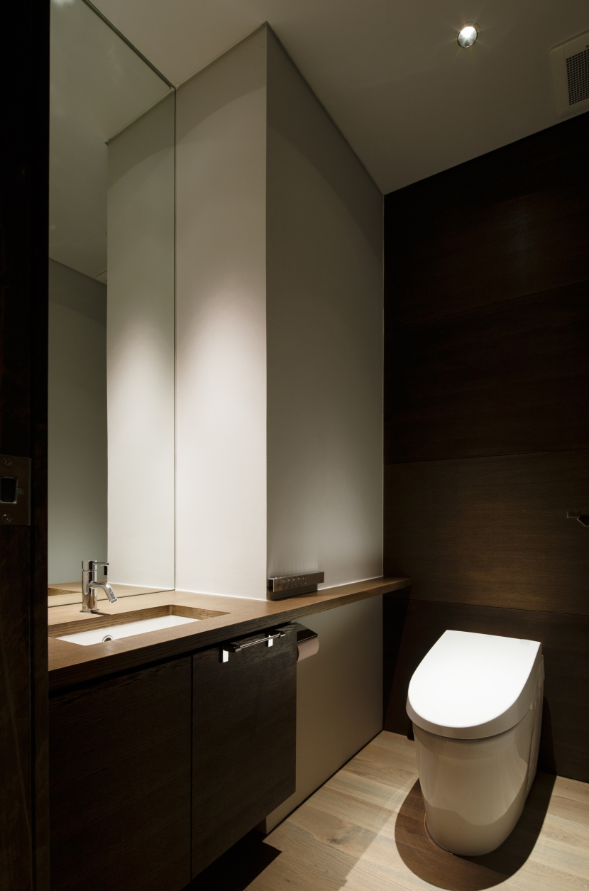 バス/トイレ事例:トイレ(O山荘)