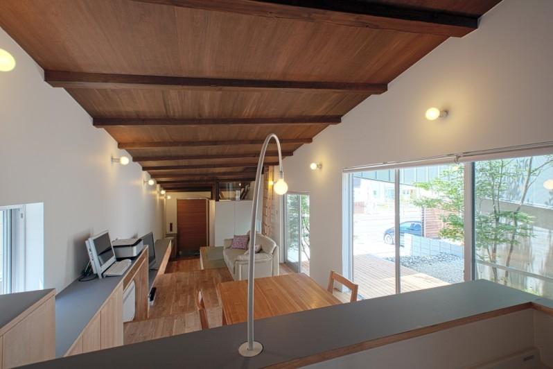 建築家:SUERO「はつが野の家」