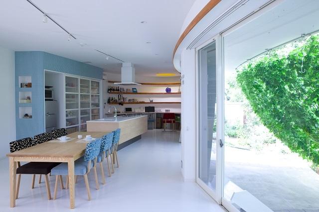 建築家:オーガニックデザイン一級建築士事務所「緑のカーテンの家」