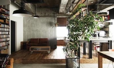 マンションリノベーション|名古屋市東区K邸