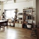 一戸建てリノベーション|名古屋市瑞穂区K邸の写真 リビング