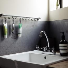 一戸建てリノベーション|名古屋市瑞穂区K邸の写真 洗面台