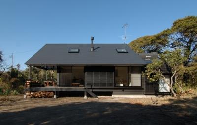 いすみの家 (南側外観)