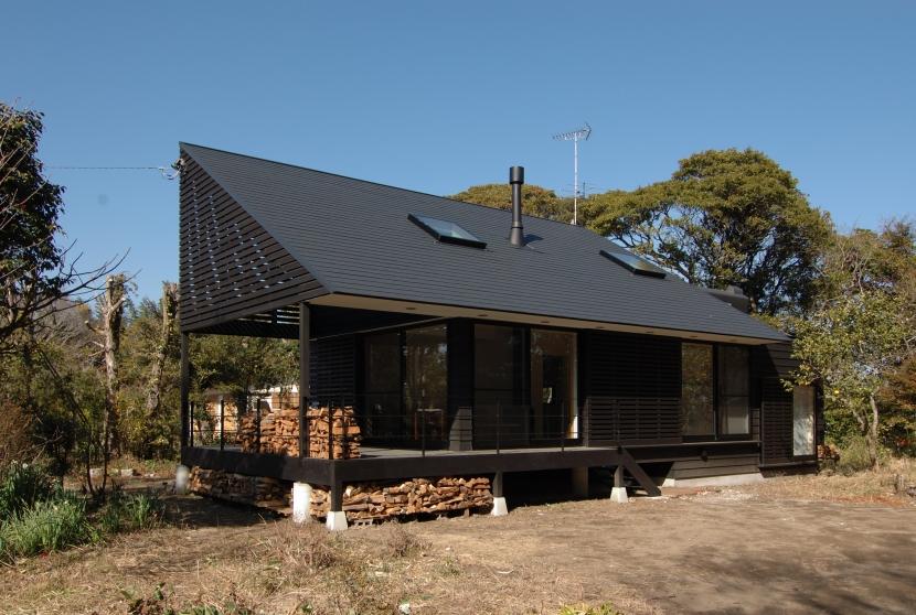 建築家:もろずみけい「いすみの家」