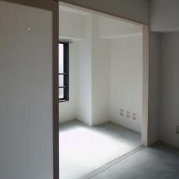 ドマ ト サンルーム -やわらかい間接光の広がる心地良い空間--サンルーム