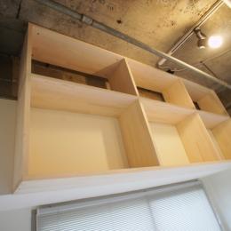 ハリ ト コアガリ (DIY組立て家具)