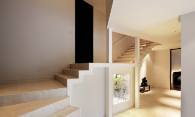 Y山荘 (階段2)