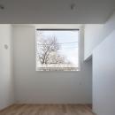 ハコノオウチ05 ルーフバルコニーのある二世帯住宅の写真 親世帯居間