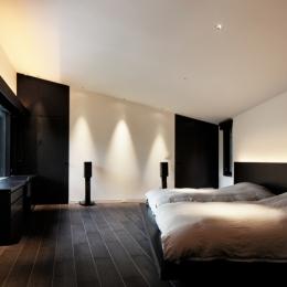 Y山荘 (ベッドルーム2)
