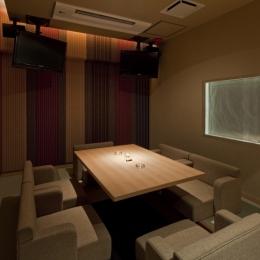 AZABU RESITED & ARK ROOMS (プライベートティールーム)