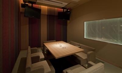 プライベートティールーム|AZABU RESITED & ARK ROOMS