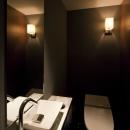 岩田草史( is DESIGN )の住宅事例「AZABU RESITED & ARK ROOMS」