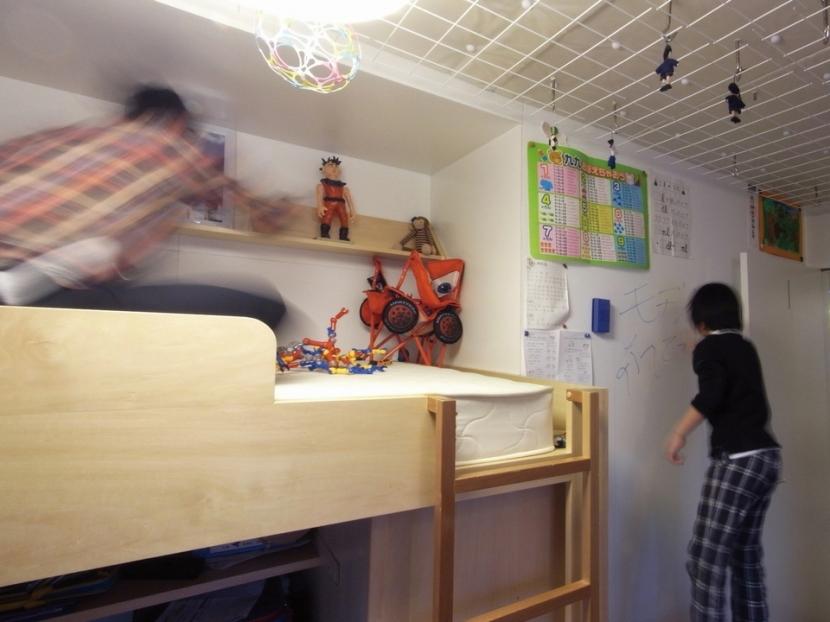 リノベーション・リフォーム会社:エキップ「ダブルリビングのある家」