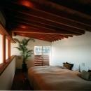 西島正樹の住宅事例「海の見える丘の家」