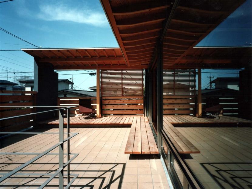 建築家:西島正樹「杉並の家」