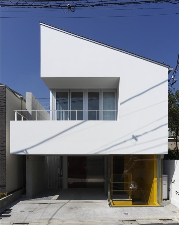 建築家:Qull一級建築士事務所「ホワイトベース」