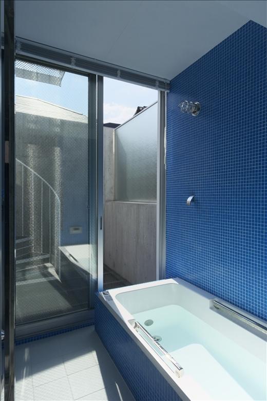 ホワイトベースの部屋 浴室