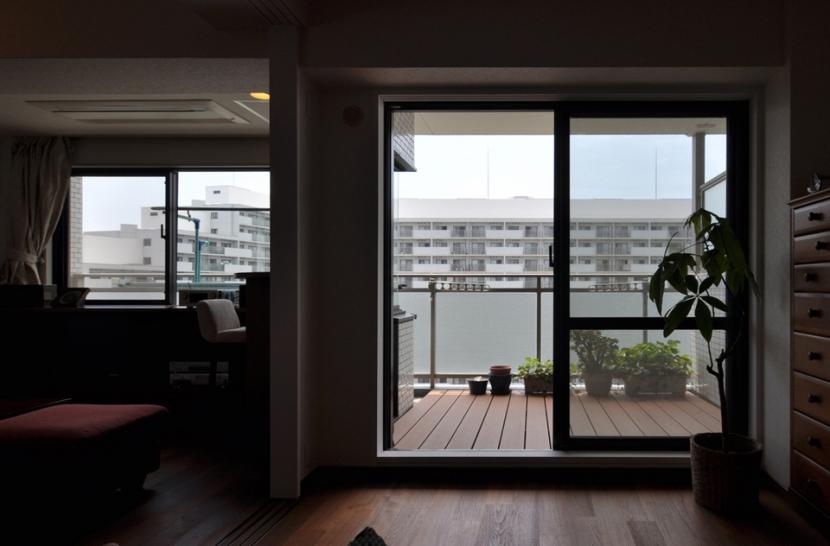 趣味を楽しむ戸塚の家 (リビング・ダイニング)