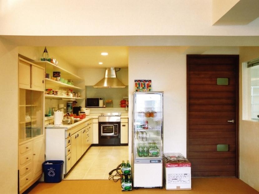 こだわりの理想を叶えた恵比寿の家の写真 キッチン・台所