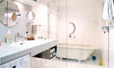 こだわりの理想を叶えた恵比寿の家 (浴室・風呂)