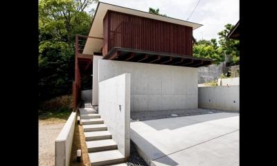 空を取り込む家-ロケーションハウス-