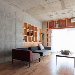建築家 須藤剛の住宅事例「やりたいことは全部やってコストは抑える、身の丈リノベーション(中浦和のリノベーション)」