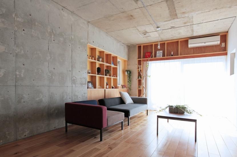 建築家:須藤剛「やりたいことは全部やってコストは抑える、身の丈リノベーション(中浦和のリノベーション)」