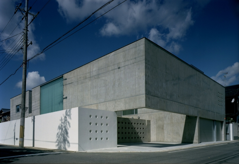 建築家:宗本順三「下鴨の住宅」