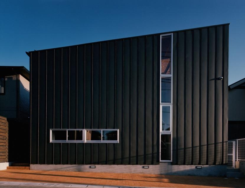 建築家:宗本順三「井吹台の住宅」