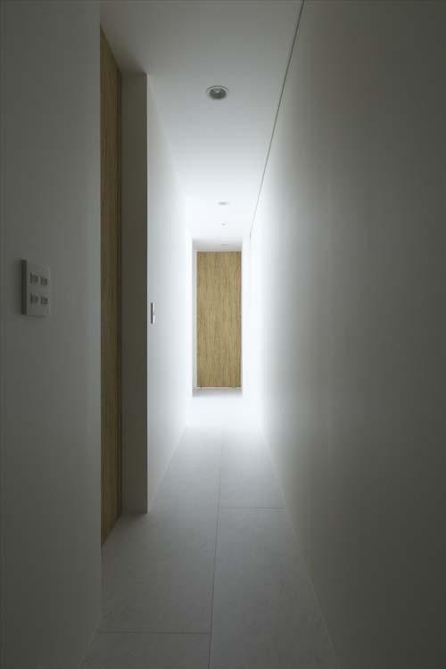 ミチノイエの部屋 廊下