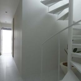 ミチノイエ (階段室)