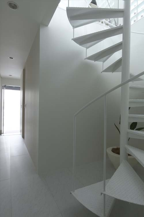 ミチノイエの部屋 階段室