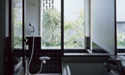 浴室|タガイ/チガイ
