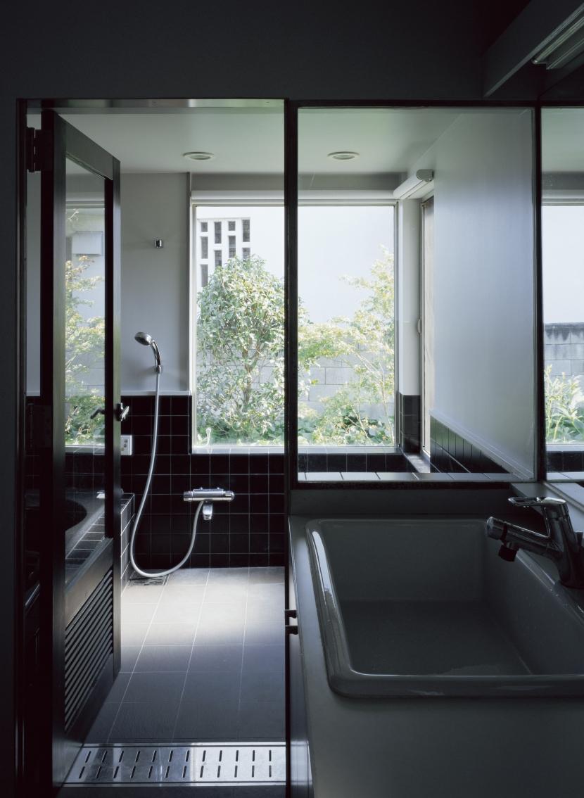 タガイ/チガイの部屋 浴室