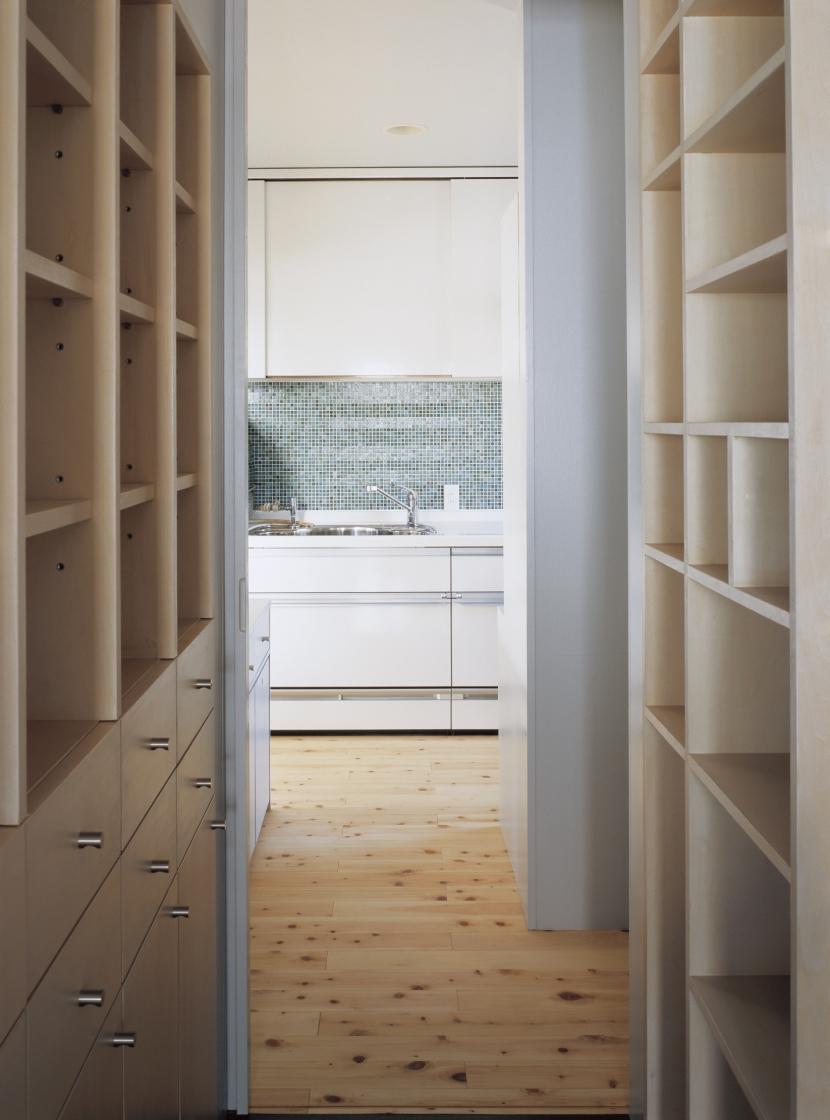 タガイ/チガイの部屋 ユーティリティ・キッチン