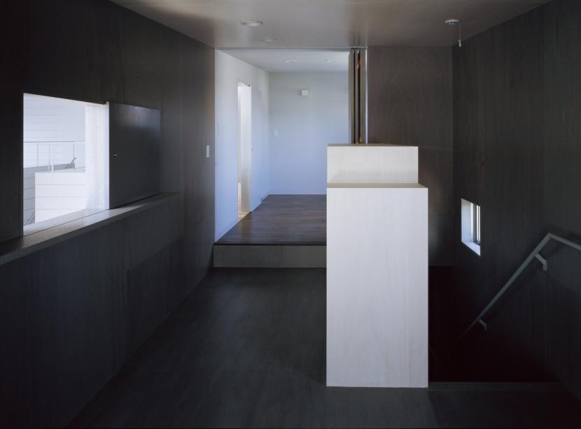 タガイ/チガイの部屋 2Fユーティリティ・寝室