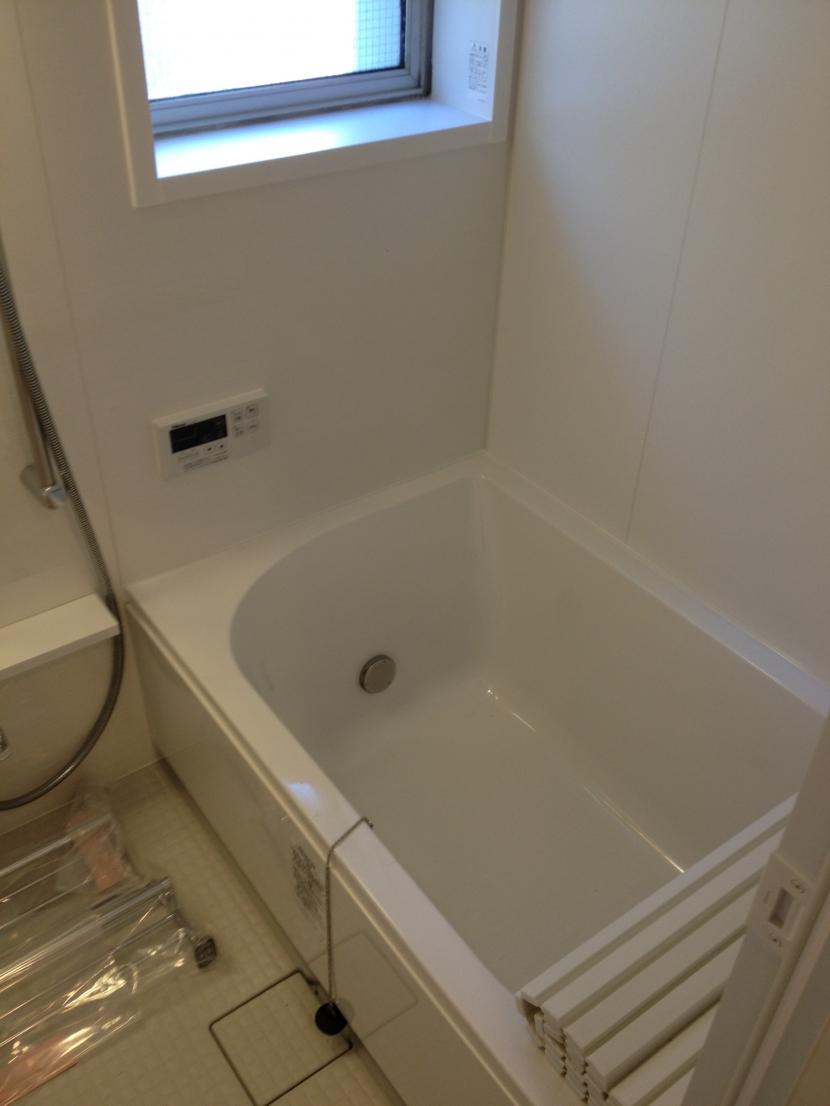恵比寿邸の部屋 バスルーム
