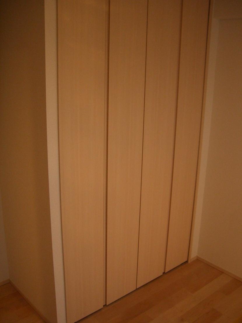 六本木邸の部屋 収納