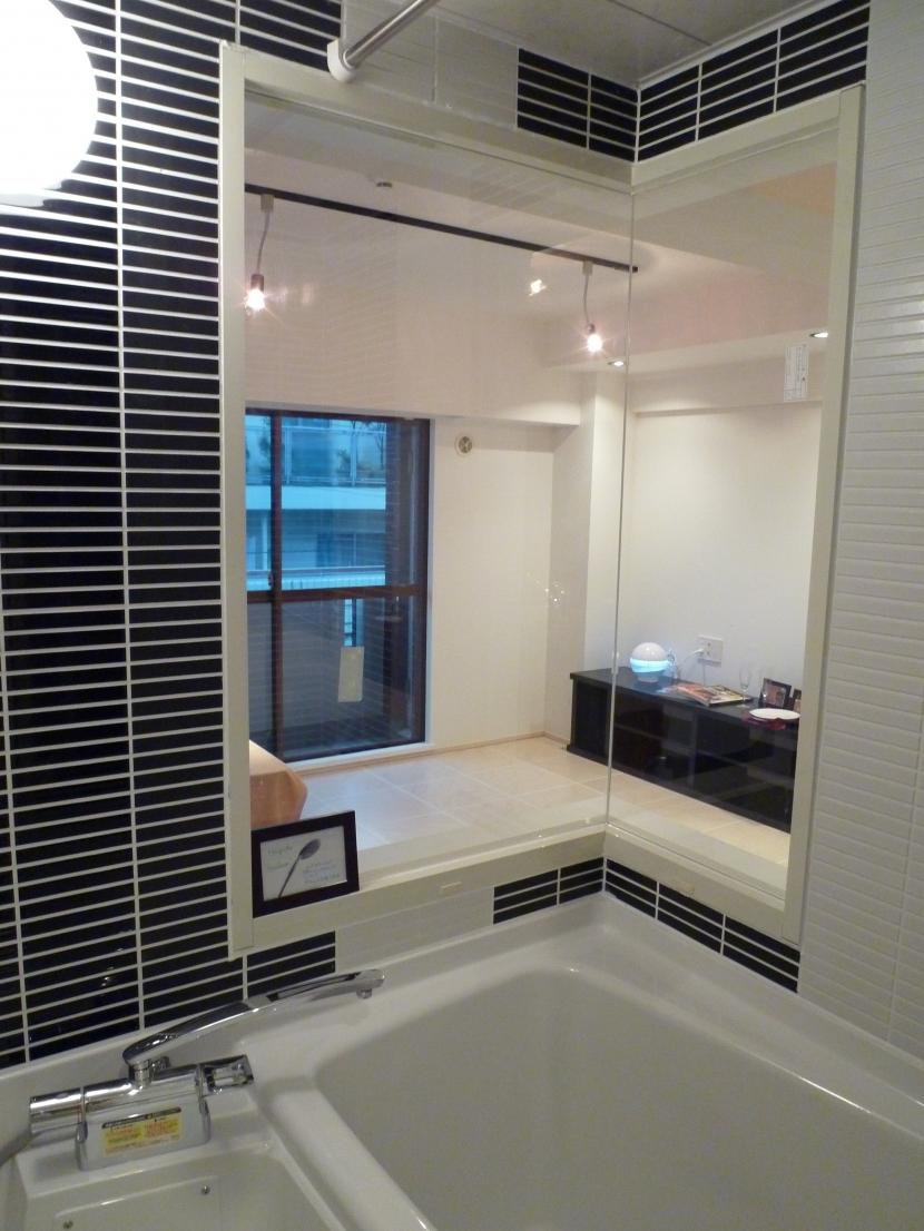 六本木邸の部屋 バスルーム